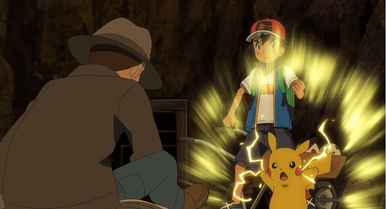Pokemon Journeys Episode 81