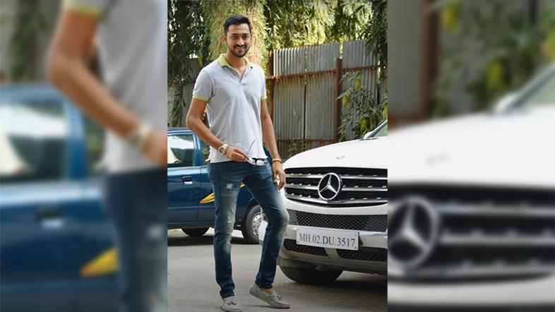 Krunal Pandya: Mercedes ML Class