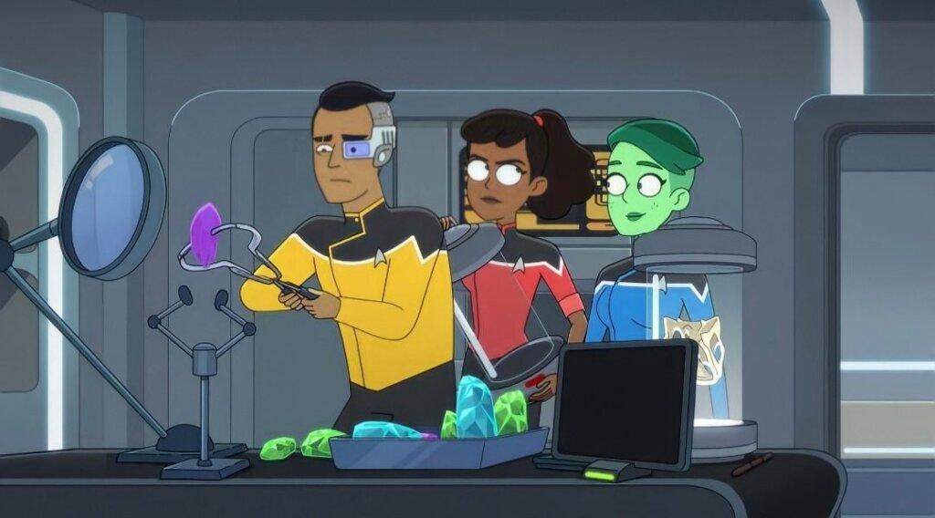 'Star Trek: Lower Decks' season 2 episode 7