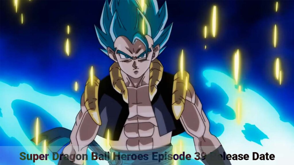 Super Dragon Ball Heroes Episode 39