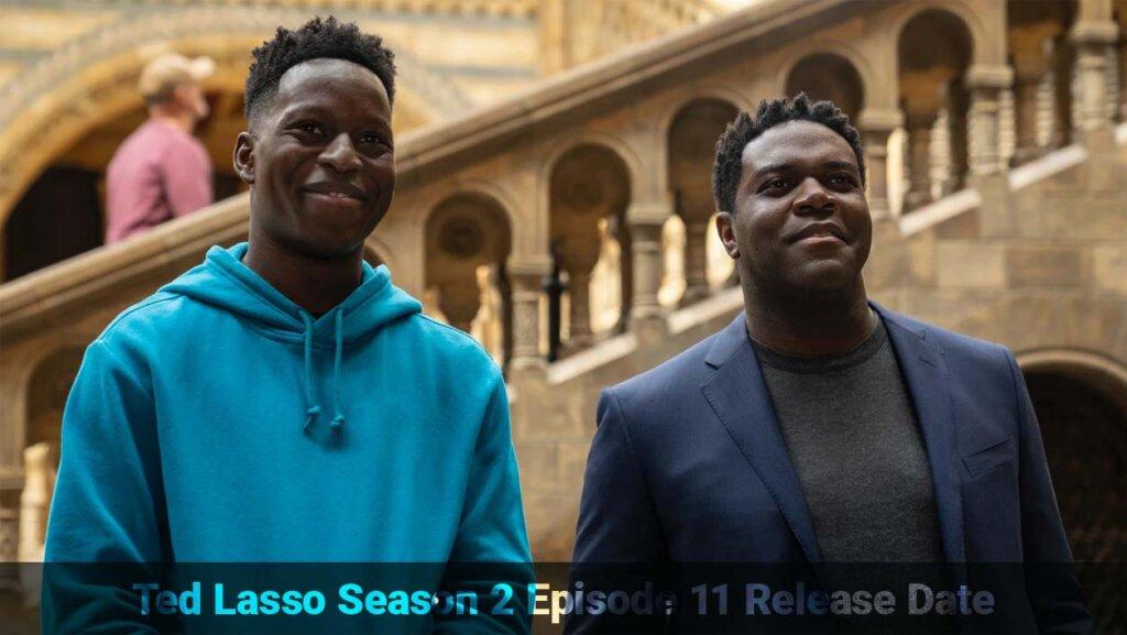 Ted Lasso Season 2 Episode 11