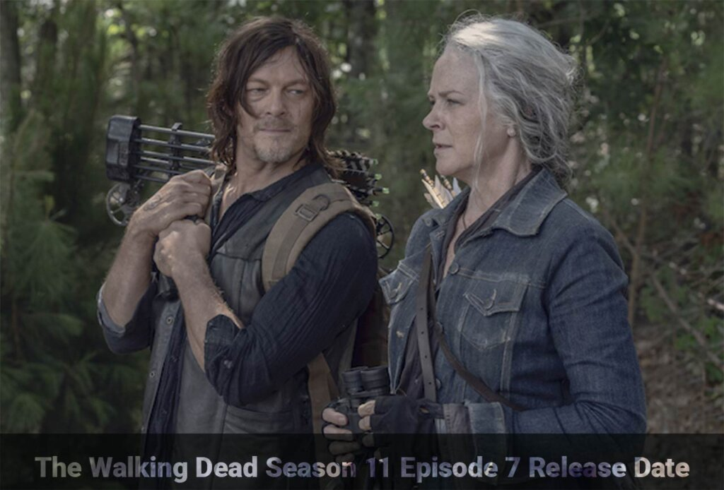 The walking dead Season 11 Episode 7