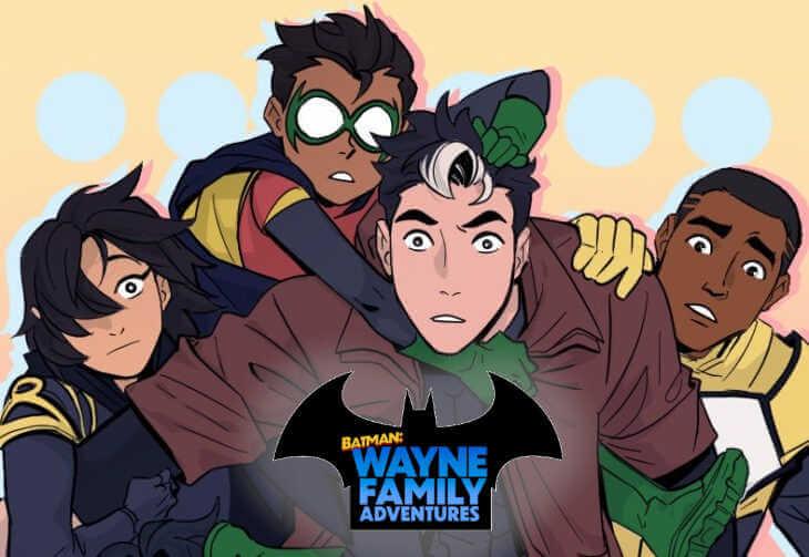 Wayne Family Adventures