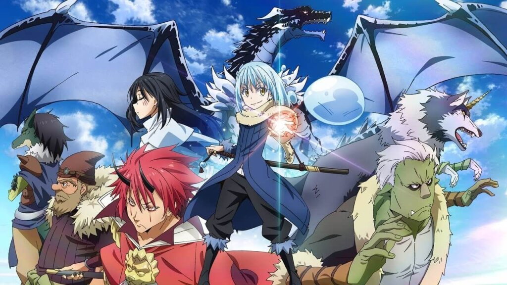 That Time I Got Reincarnated as a Slime Season 2 Part 2 Episode 12