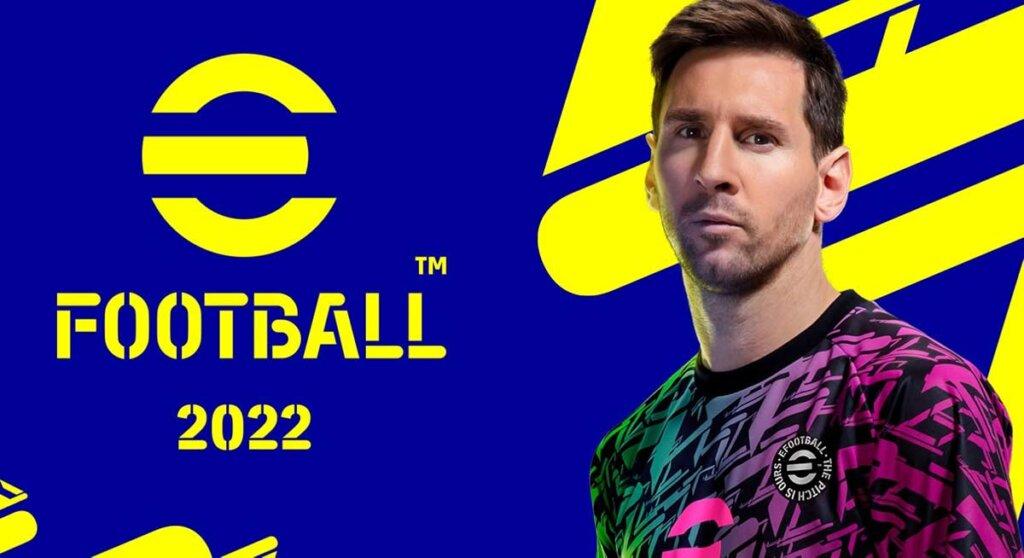 efootball PES 2022