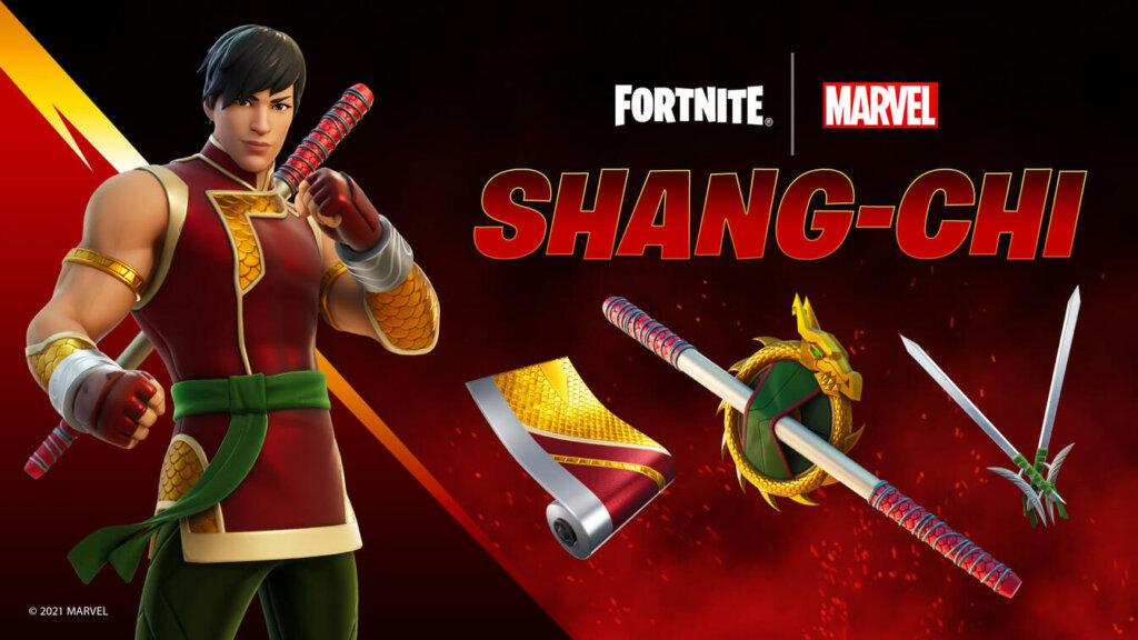Shang-Chi Fortnite