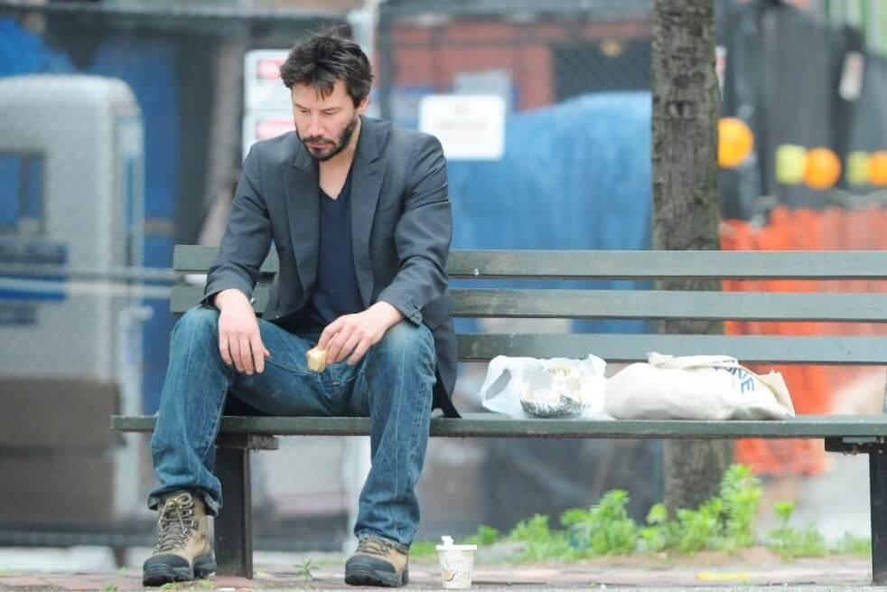 Keanu Reeves lifestyle