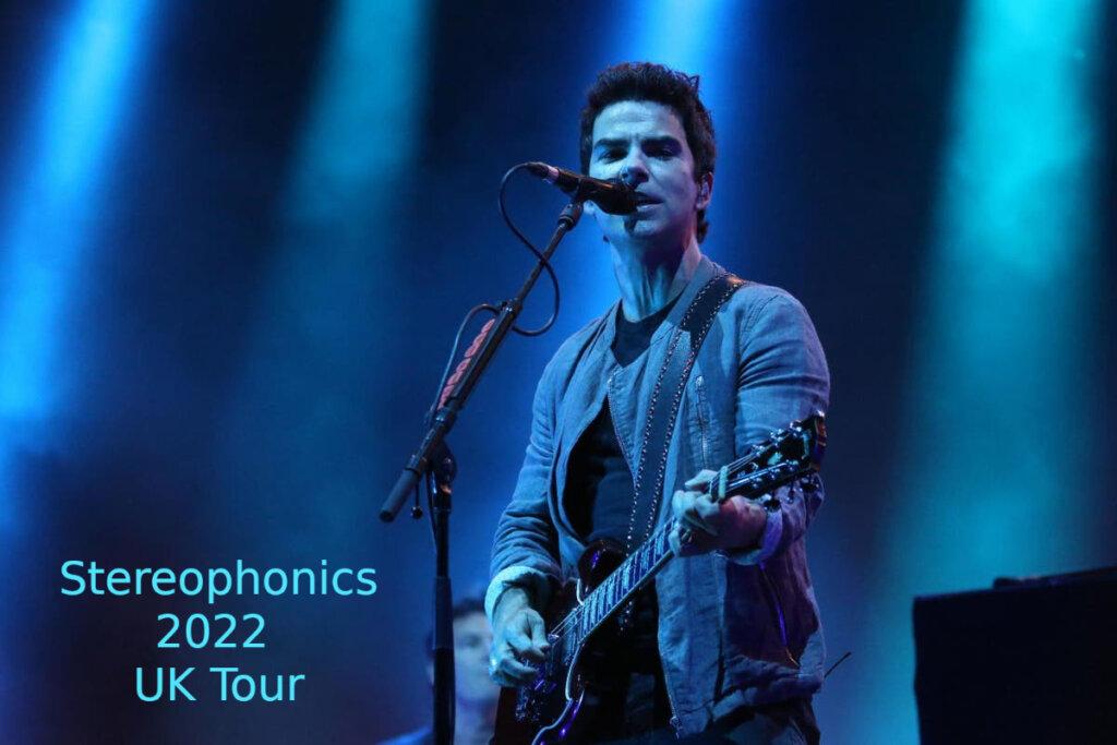 Stereophonics live