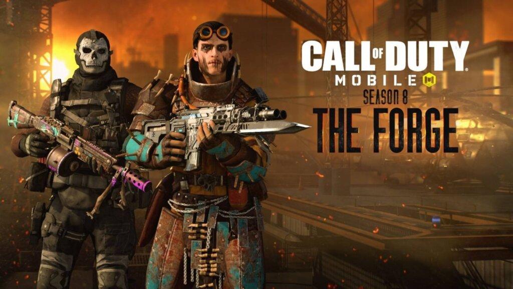 Call of Duty: Mobile Season 8