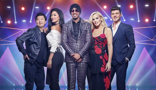 The Masked Singer Season 6 judges