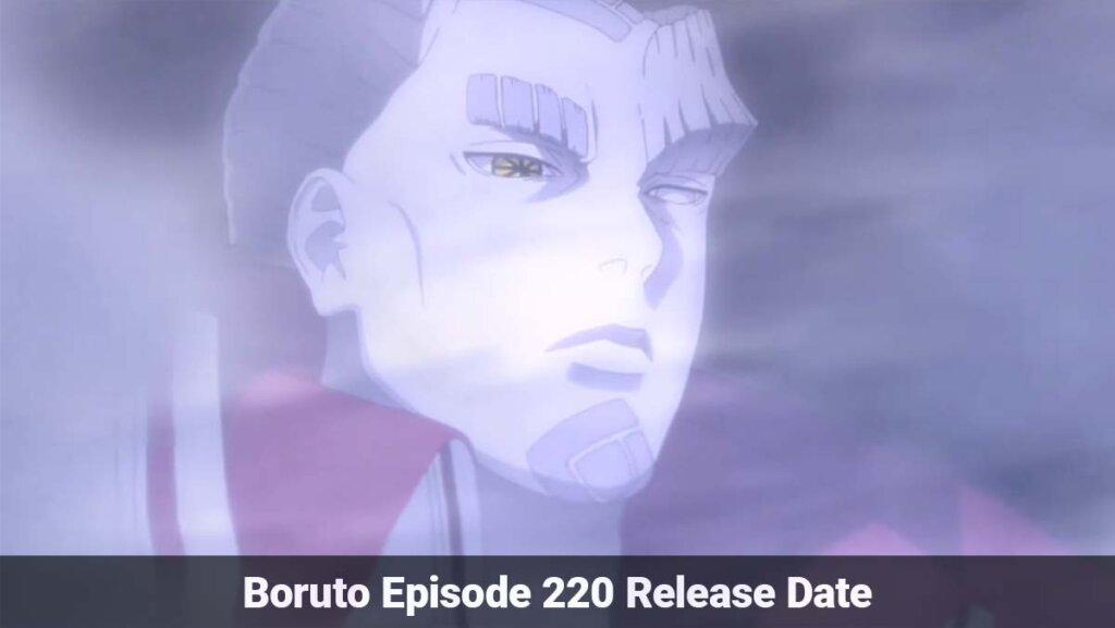 Boruto: Naruto Next Generations Episode 220