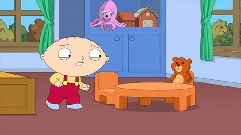 Family Guy Season 20 Episode 4