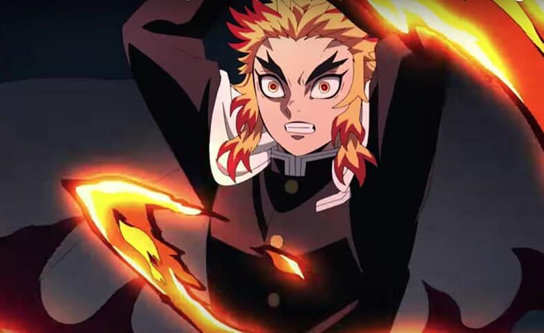 Kyojuro Rengoku Powers