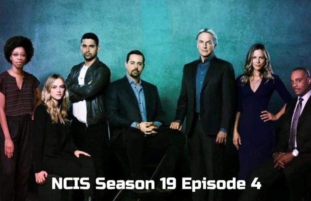 NCIS Season 19 Episode 4