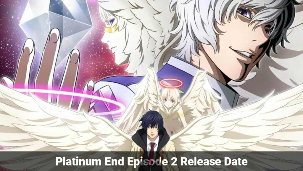 Platinum End Episode 2