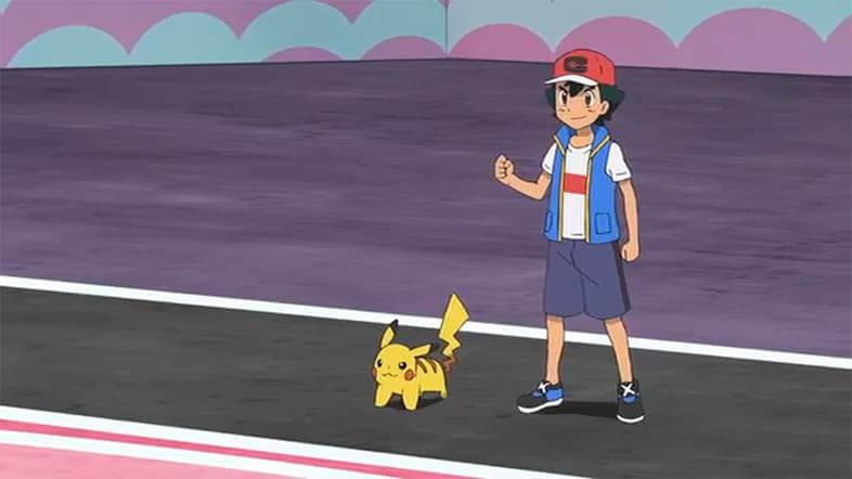 Pokemon Journeys Episode 83