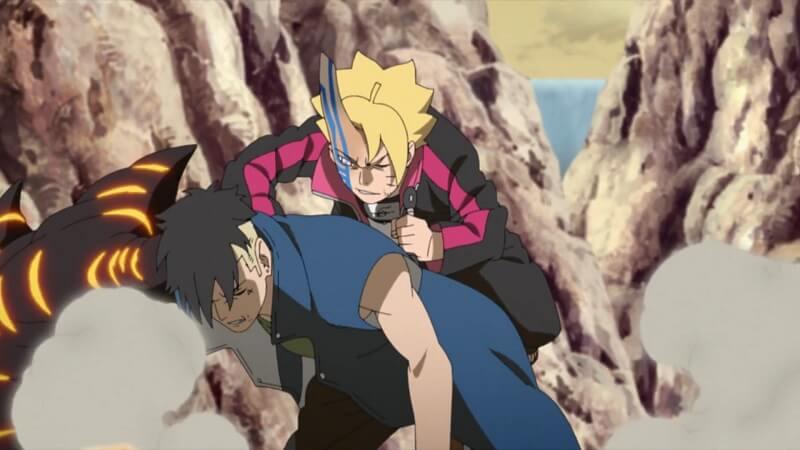 Boruto: Naruto Next Generations Episode 218