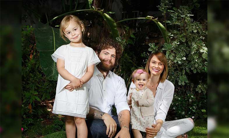 lisa stelly Family