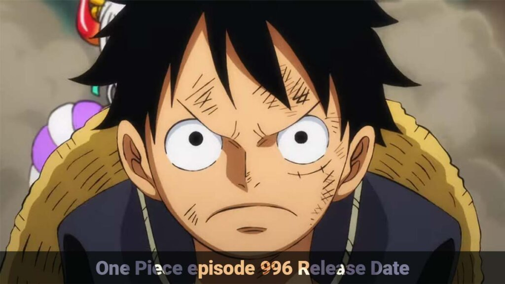 One Piece Episode 996